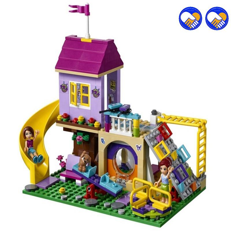 Compatible Friends Heartlake City Girl <font><b>Model</b></font> Building Blocks <font><b>Kits</b></font>