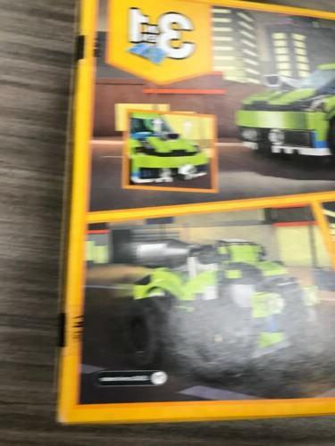 LEGO 3in1 Rally Car 31074 Kit