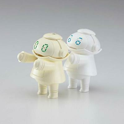 Creator small mechatronics No.03 ivory & kit