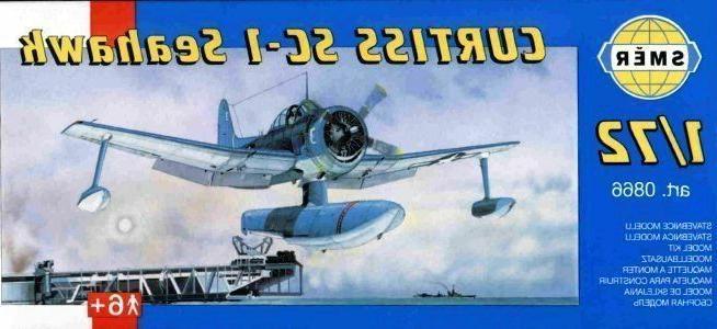 curtiss sc 1 seahawk floatplane 1 72