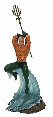 DIAMOND SELECT TOYS Dc Gallery: Aquaman PVC Figure Statue