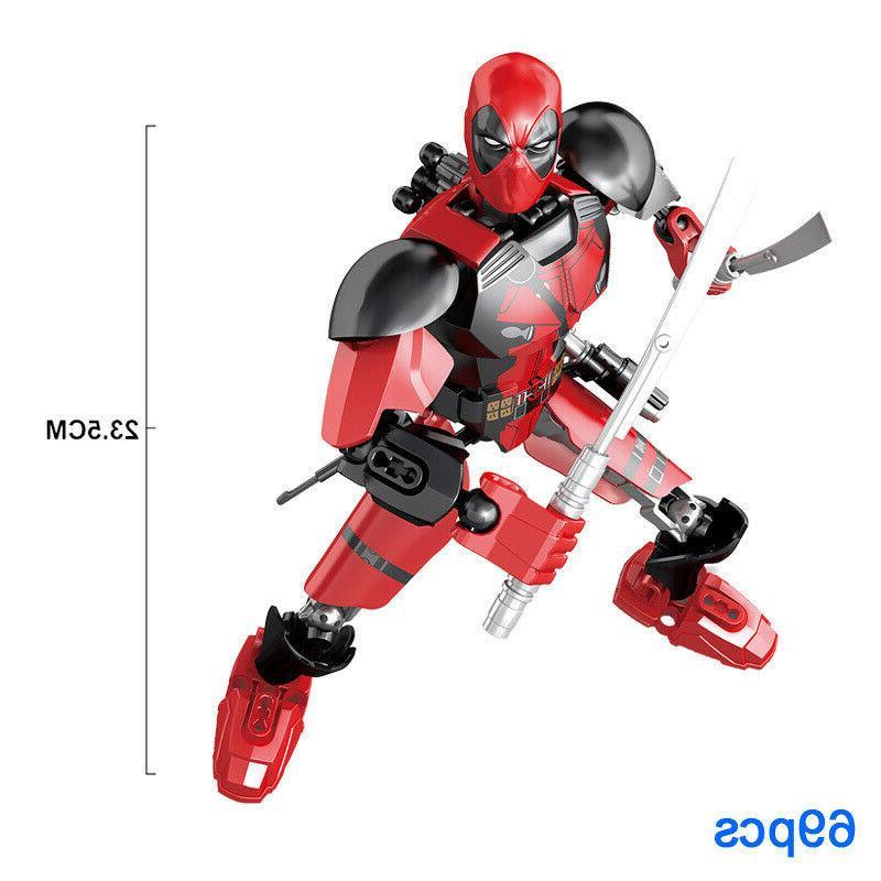 Deadpool Model Kit