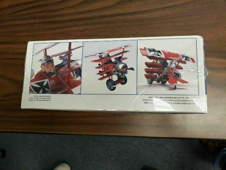 Revell Baron Fokker Sealed kit