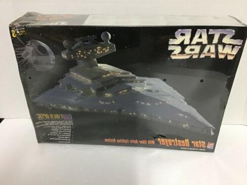 destroyer fiber optic model kit