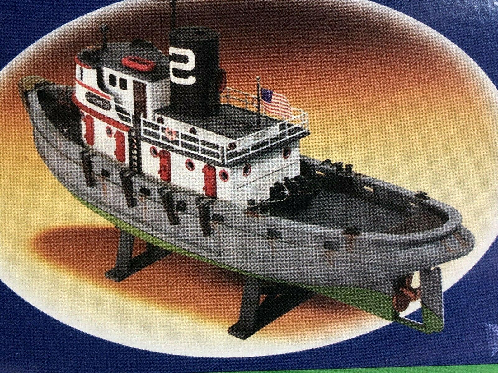 Lindberg Diesel Boat Model Kit