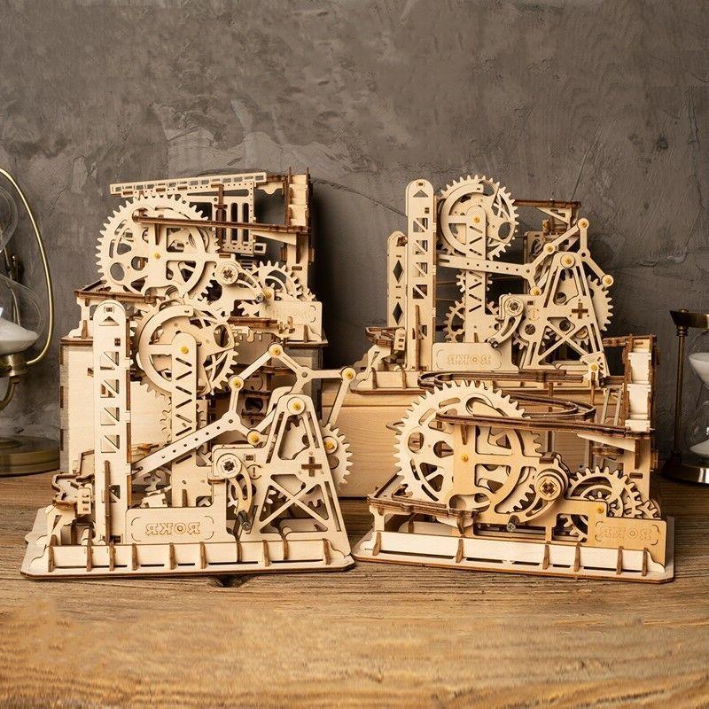 Run Model Construction Building