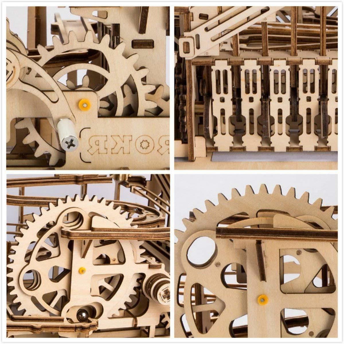 ROBOTIME Run Model Construction Building Toy