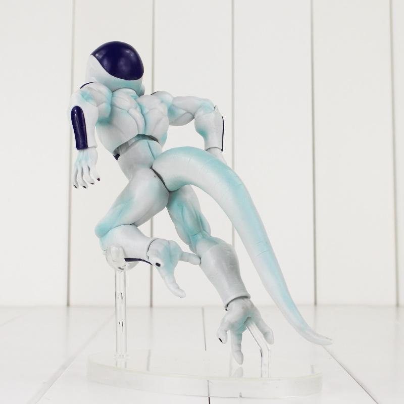 Dragon Ball Z Freezer Ultimate Anime Cartoon PVC Garage <font><b>Kit</b></font> Toys Christmas gift