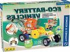 Electric Car Model Kit - Thames & Kosmos - Battery Vehicles