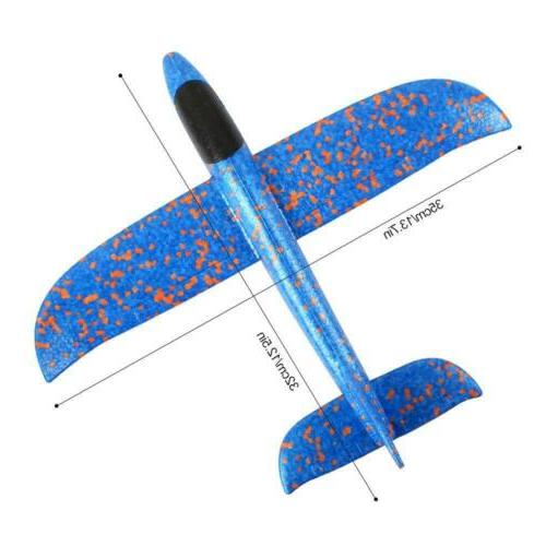EPP Foam Airplane Pcs,Outdoor Flying for 3 4 6 7+