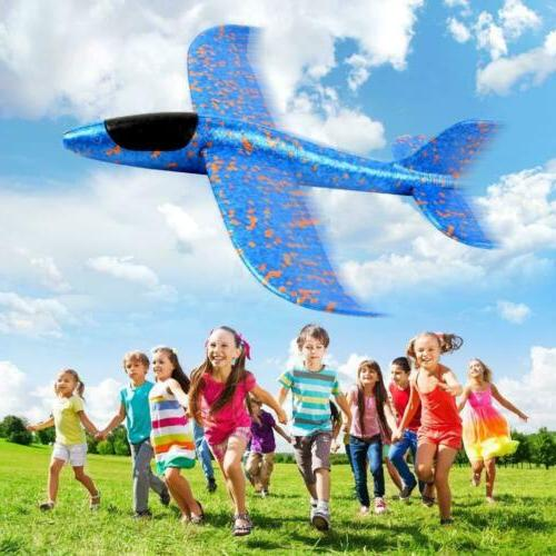 EPP Foam Airplane Pcs,Outdoor Game Toys for 3