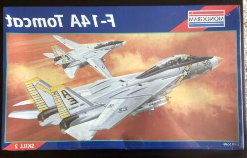 f 14a tomcat 1 48 scale model