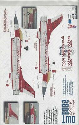 F-16C Minute Men 50th Anniversary 1/48 Two Bobs 48-131