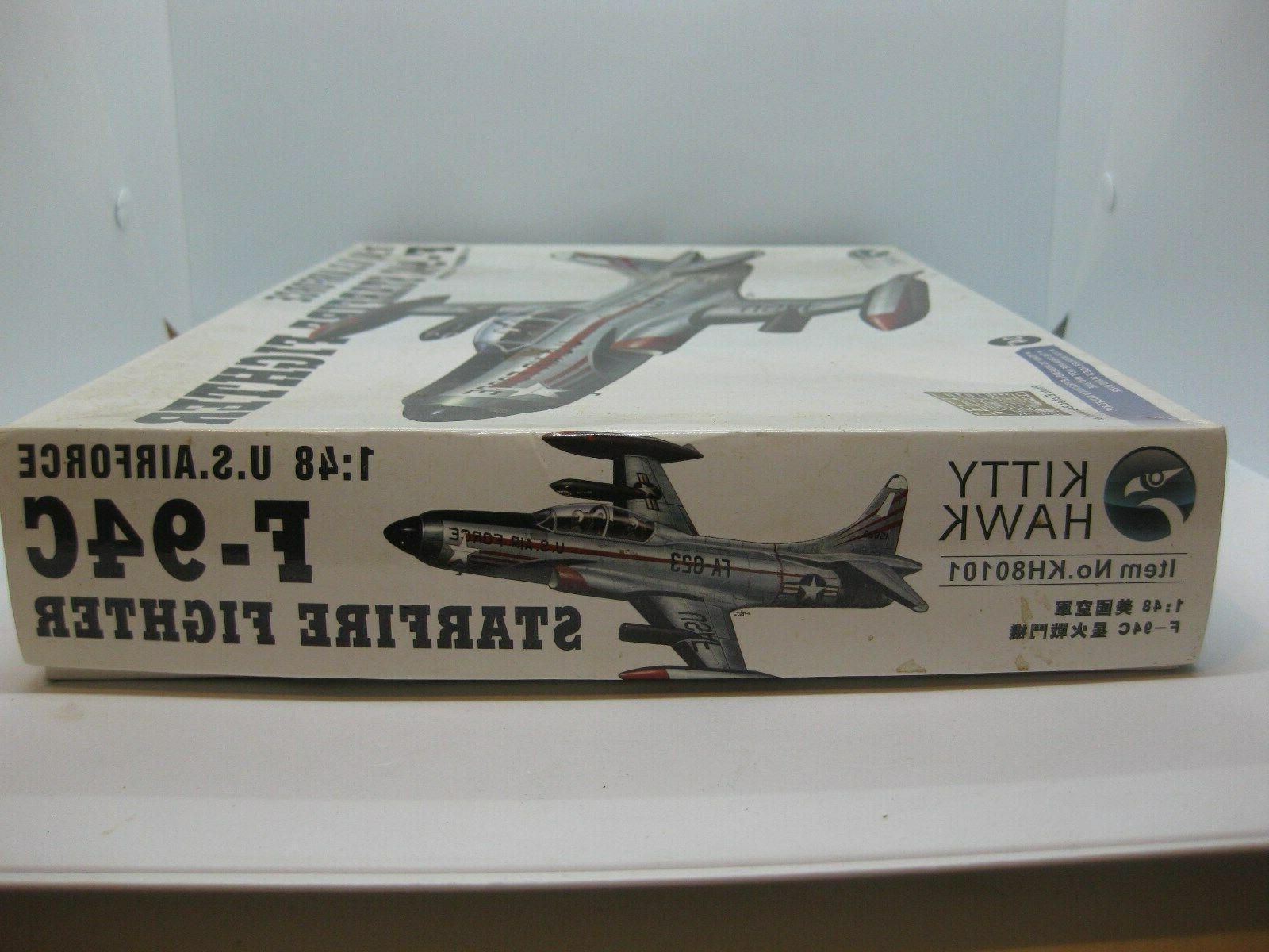 Kitty Hawk Fighter1/48 Kit 80101 -