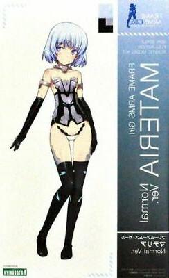 Kotobukiya FG005 Frame Arms Girl Materia Normal Ver Version