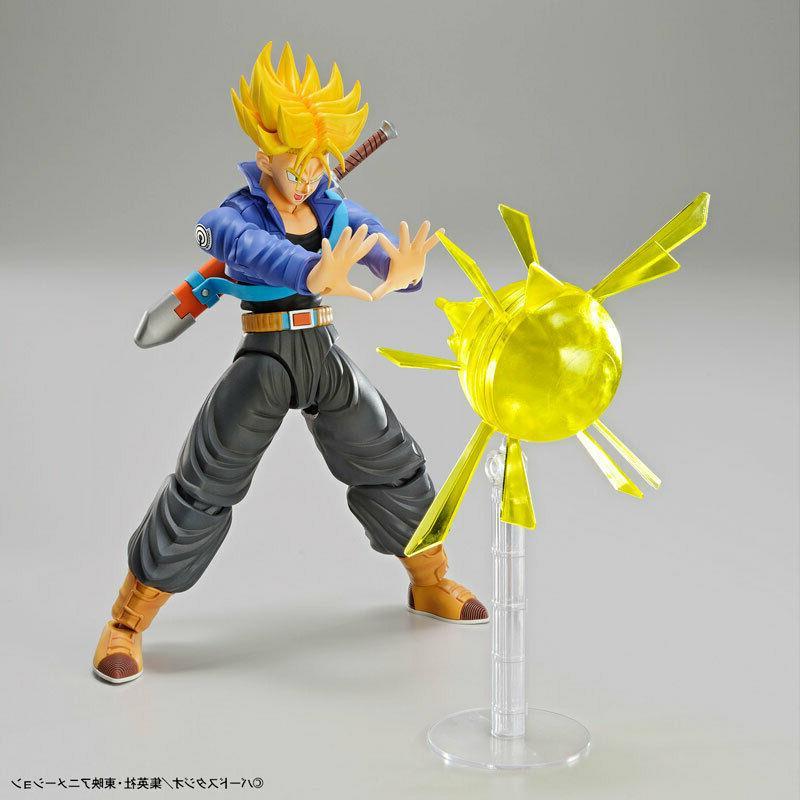 Figure-rise Standard Dragon Ball Z Super Saiyan Trunks Model