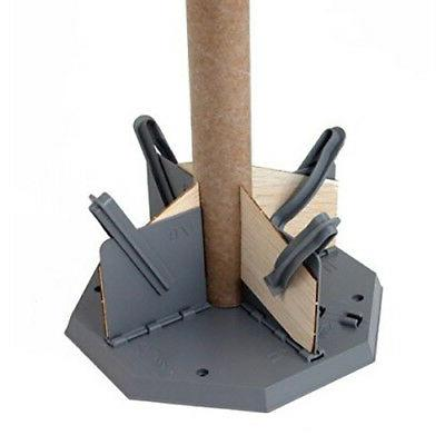 fin alignment guide model kit