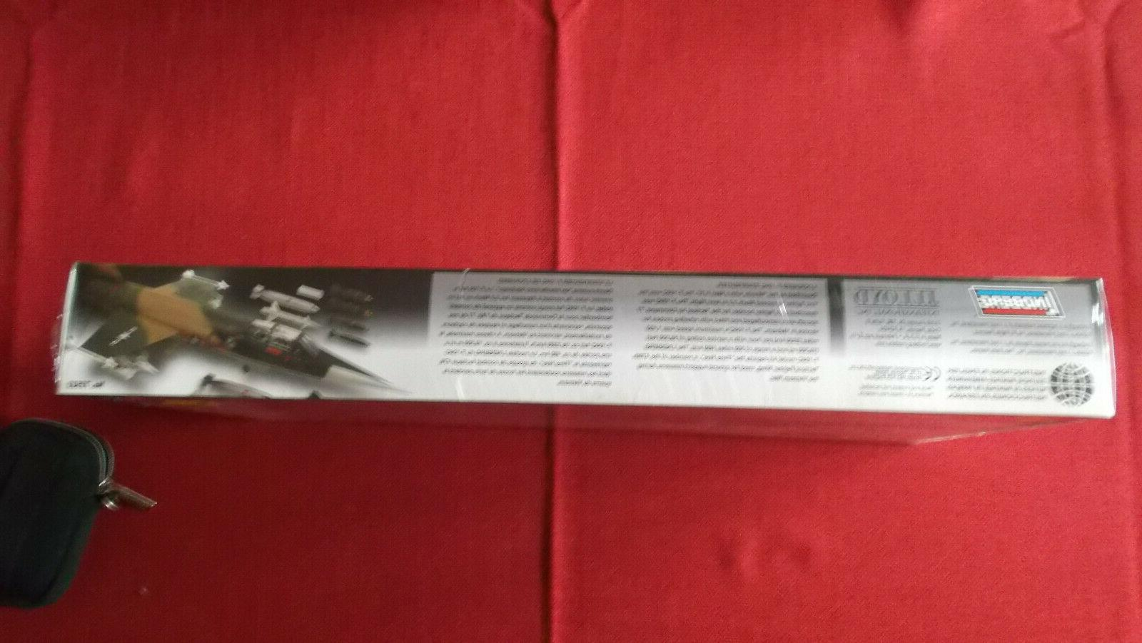 LINDBERG FIREPOWER STARFIGHTER 1/48 SCALE MODEL KIT