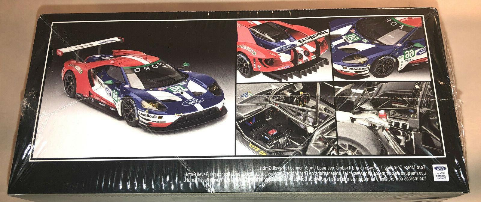 Revell Ford GT Mans plastic 4418