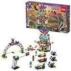 Lego Friends The Big Race Day Building Kit , Multicolor FREE