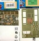 Eduard GAZ-66 Detail Kit Model Kit Exterior Etched Parts 1:3