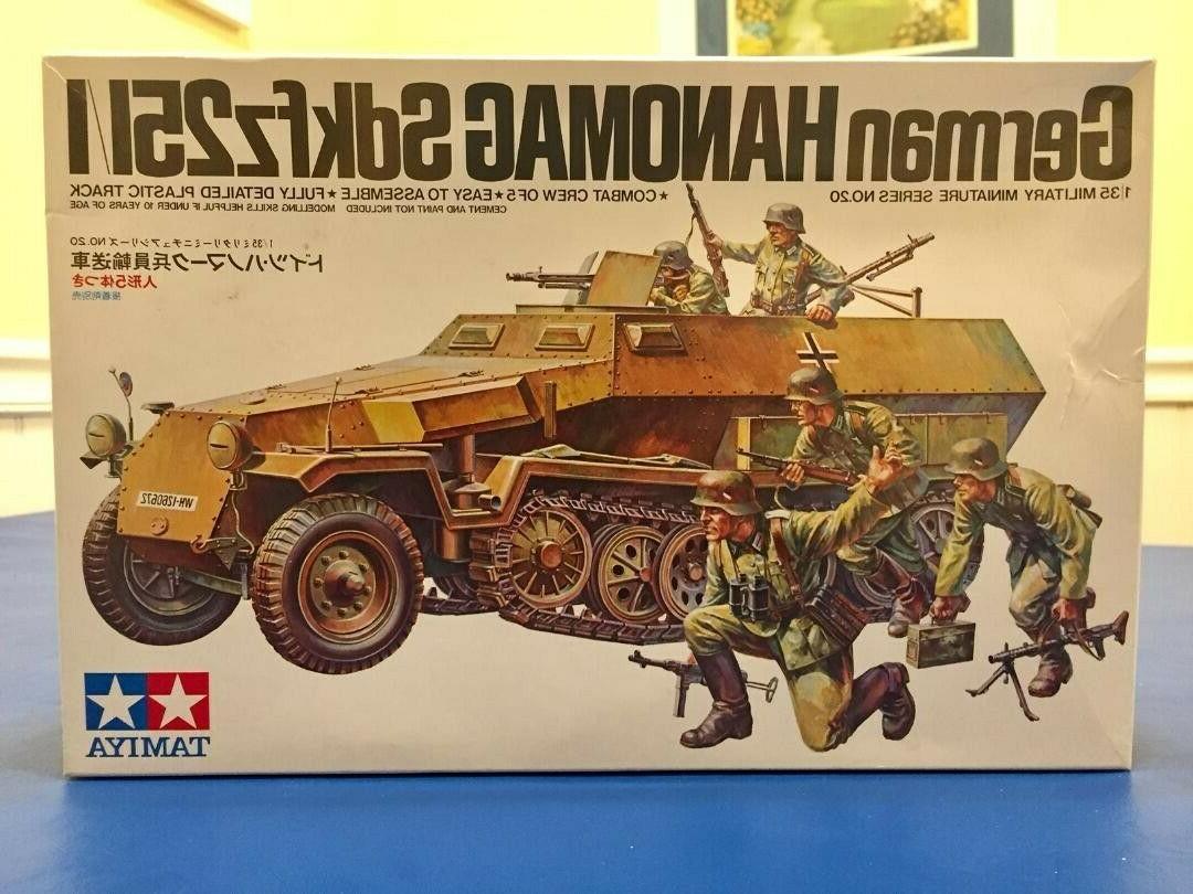 german hanomag model kit