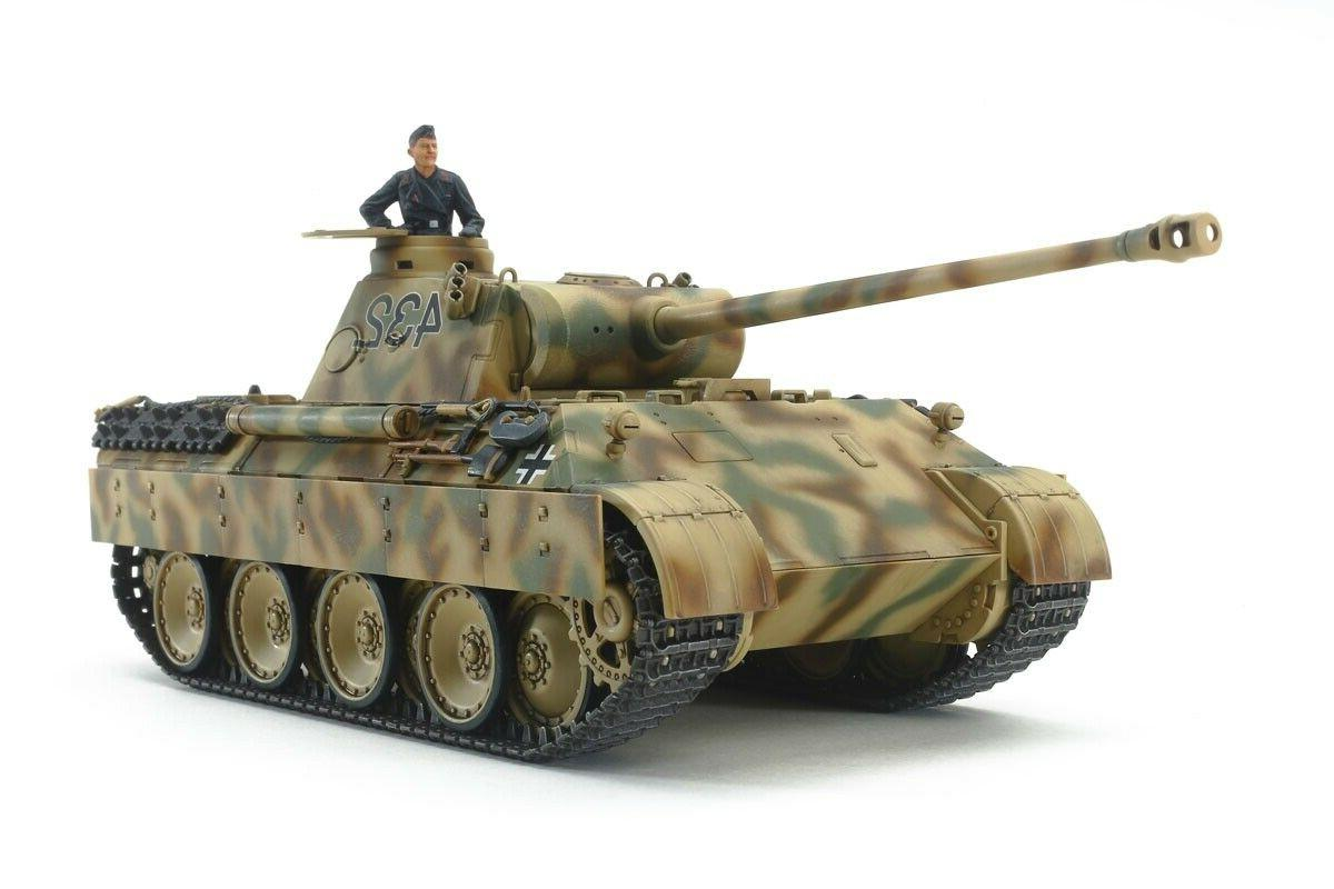 Tamiya Ausf.D scale kit new