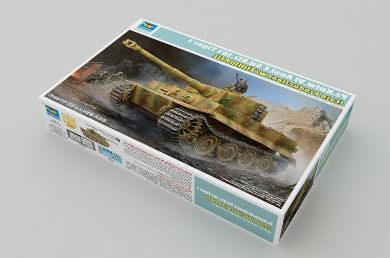 Trumpeter German Late Production 1/35 model 9540