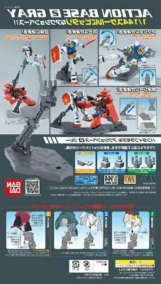 Bandai Gray Action Base 2 Display Stand 1/144 BAS5059578