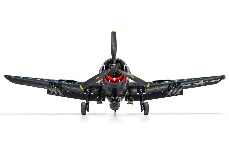 Airfix Hellcat Model