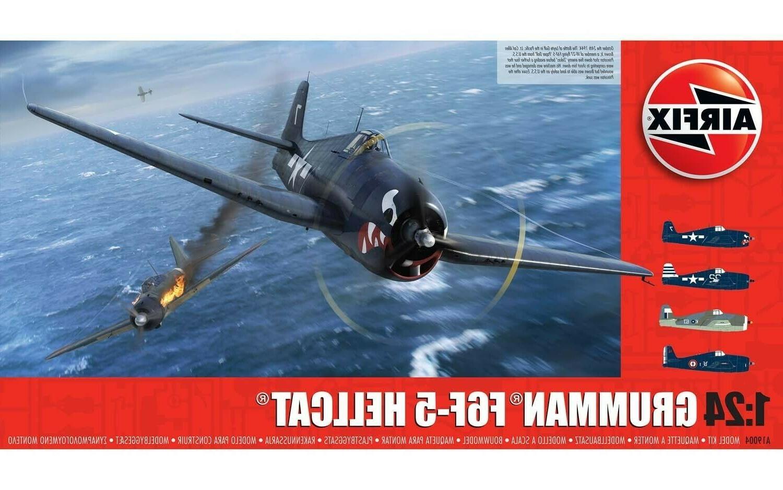grumman f6f 5 hellcat model kit 1