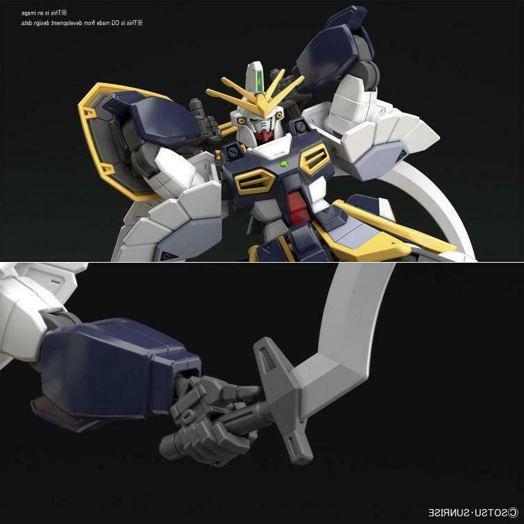 Gundam Gundam Wing XXXG-01SR Model Bandai