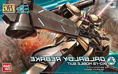 Bandai Hobby Gundam Build Divers Galbaldy Rebake HG 1/144 Mo