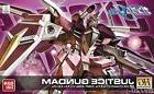 Bandai gundam HG 1/144 HG SEED R14 ZGMF-X09A Justice Gundam