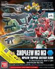 Gundam HG Build Custom HGBC #030 GM GM Weapons 1/144 Model K