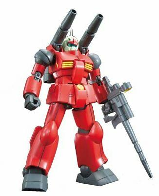 Bandai Hobby Gundam HGUC Guncannon Revive Model Kit