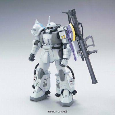Bandai Gundam HGUC MS-06R-1A Zaku II Shin Matsunaga Kit USA