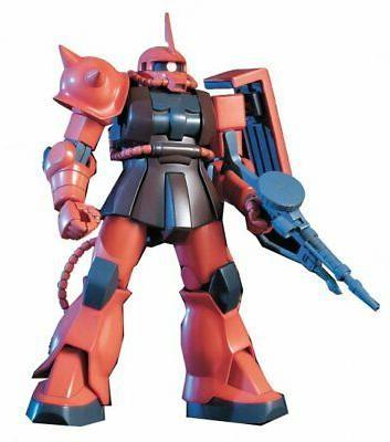 Bandai Gundam HGUC MS-06S Custom HG 1/144 Kit
