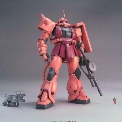 Bandai HGUC MS-06S Zaku Char Custom HG Model Kit