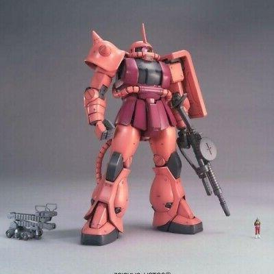 Bandai Gundam MS-06S Zaku II Custom HG 1/144 Kit