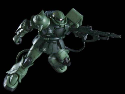 Bandai Gundam Origin HGUC Zaku Type / USA