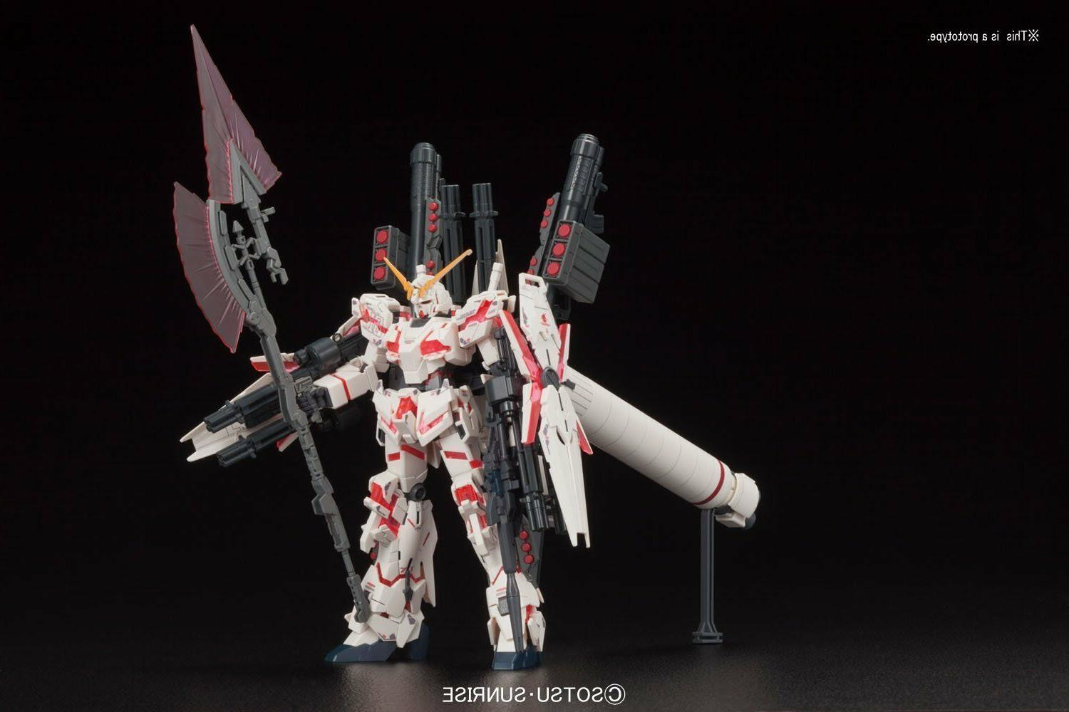 Bandai Full Armor Model Kit