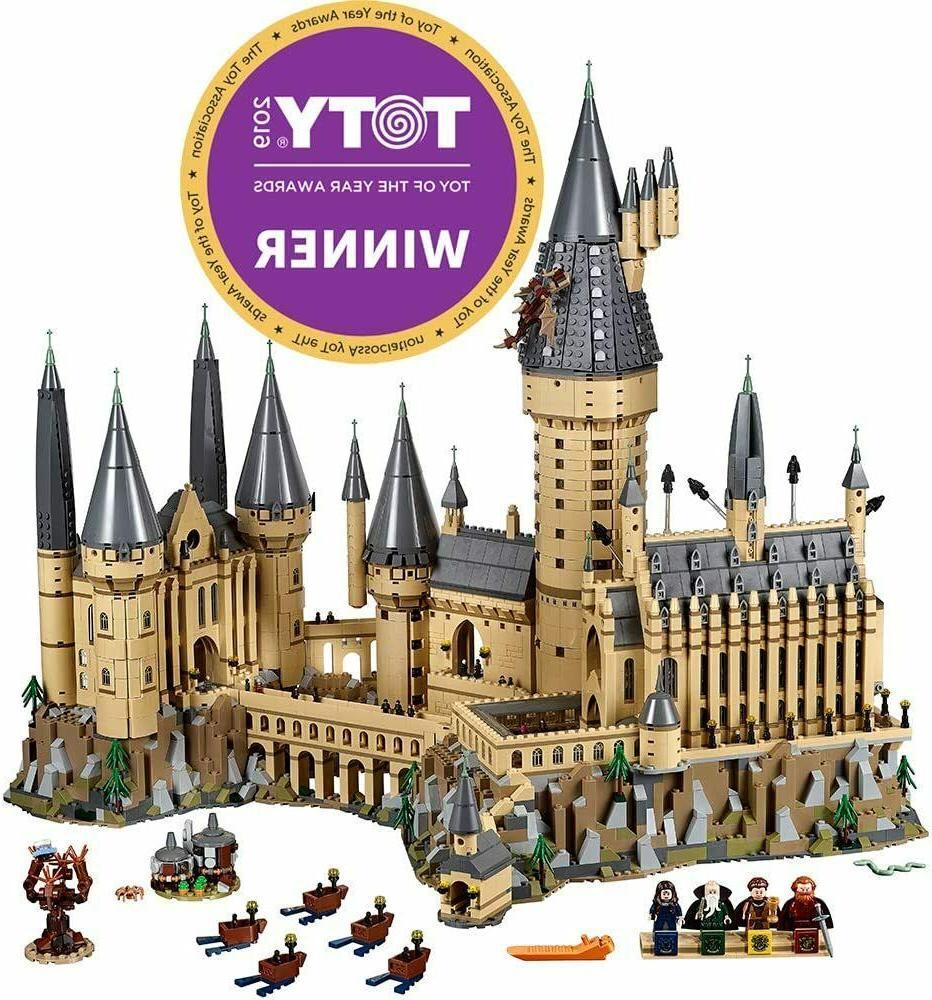*New* Lego Harry Potter Hogwarts Castle 71043 Castle Model B