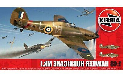 hawker hurricane mk 1 1 48 model