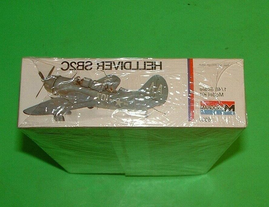 Monogram 1/48 Scale Plastic Kit # 6831 Free