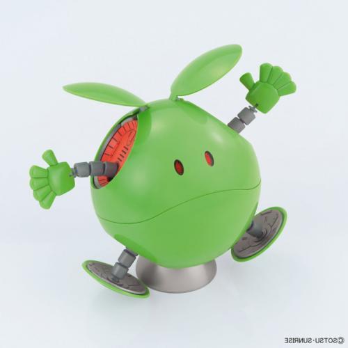 Bandai Hobby Gundam Mechanics Green Model Kit