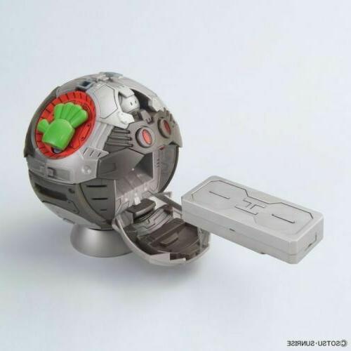 Bandai Hobby Figure-Rise Mechanics Green Haro Model