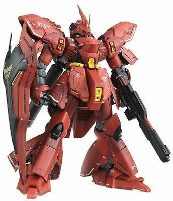 Bandai Gundam Sazabi Version MG 1/100 Kit USA