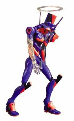 "Bandai Hobby HG #03 EVA-01 The Movie Awakening Version /""Evangelion/"" Model Kit"