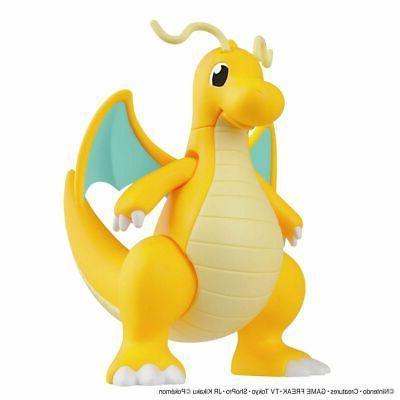 Bandai Hobby Plamo Charizard & Dragonite Model Kit